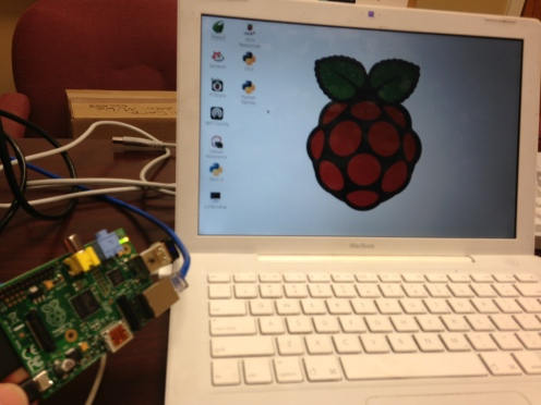 Raspberry Pi x11 forawrdsing to mac